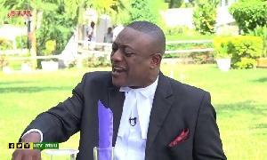 rTsatsu Tsikata can never school Supreme Court judges – Maurice Ampaw fumes