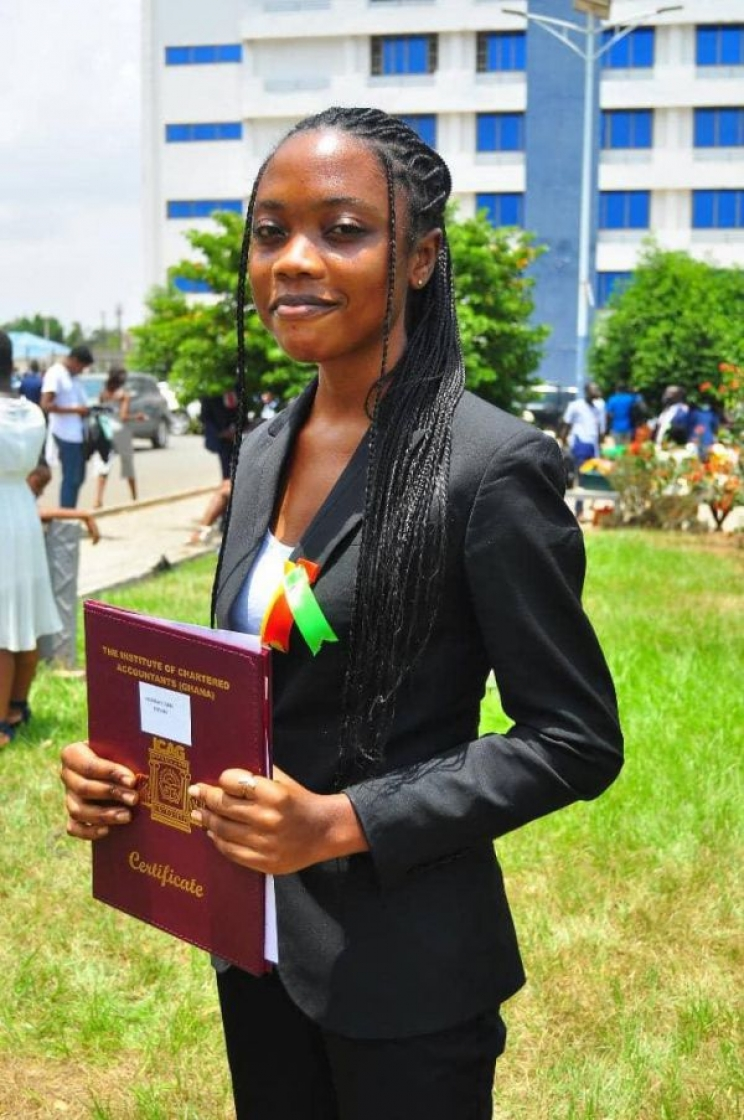18-Year Old Is Youngest Chartered Accountant In Ghana