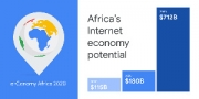 Africa's Internet economy could be worth US$180 billion by 2025 - Google-IFC report