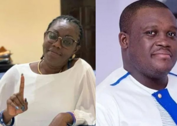 We Acquired AirtelTigo For Just A Dollar:  Stop The Lies - Ursula to Sam George