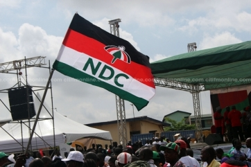 NDC to elect executives for new regions on May 25